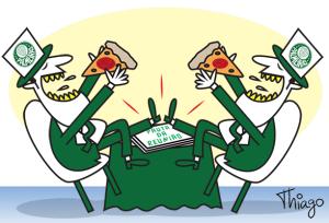 palmeiras pizza