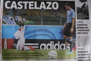 """Capa """"Diário do Ceará"""""""
