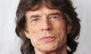 Mick Jagger: not so secret Conservative, perhaps.